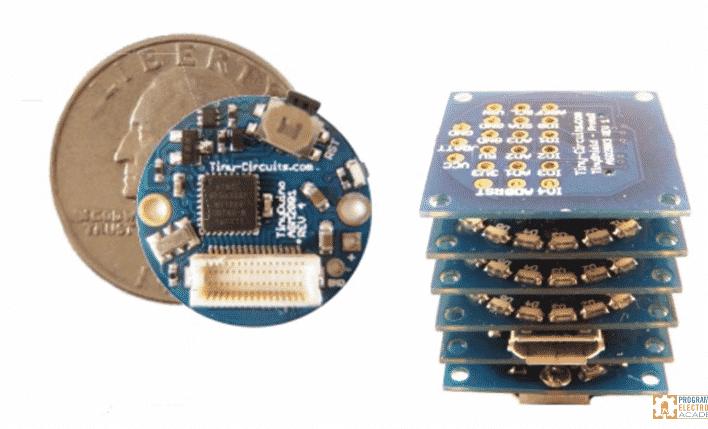 Track A Car Using Tiny Arduino GPS with SD Card