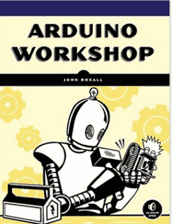A great Arduino project book and site