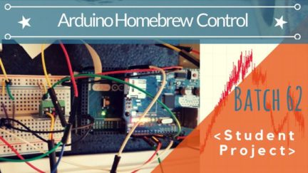 HOMEBREWING WITH ARDUINO