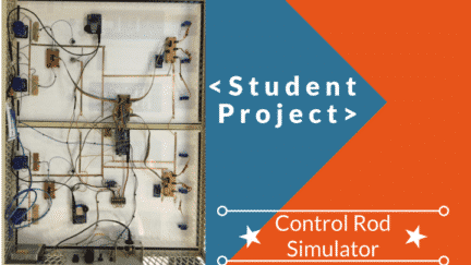 Control Rod Simulator with Arduino